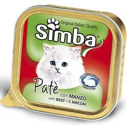 Simba Cat консервы для кошек паштет мясо