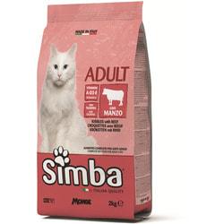 Simba Cat Сухой корм для кошек с говядиной
