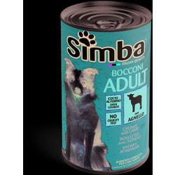 Simba Dog консервы для собак кусочки ягненок
