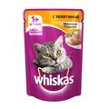 Whiskas Пауч для кошек Паштет Телятина