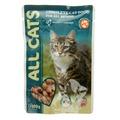 All Cats Паучи для кошек с курицей в соусе
