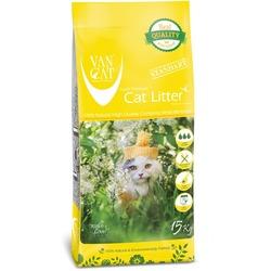 VanCat Комкующийся наполнитель для Крупных кошек без пыли