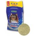 Сибирская кошка Супер Комкующийся наполнитель (крупные гранулы)
