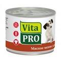 VITA PRO Консервы для собак от 1 года Говядина