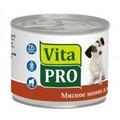 VITA PRO Консервы для собак от 1 года Ягнятина
