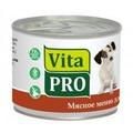 VITA PRO Консервы для собак от 1 года Дичь