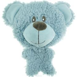 AROMADOG Игрушка для собак BIG HEAD Мишка голубой