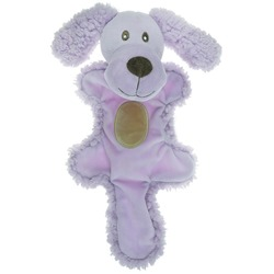 AROMADOG Игрушка для собак Собачка с хвостом сиреневая