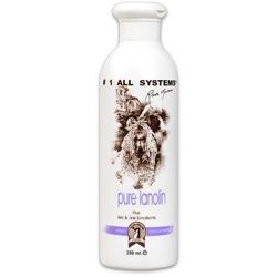 #1 All systems Pure Cosmetics lanolin plus oil - кондиционер с ланолином