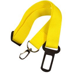 Smartpet Фиксатор ошейника собаки к ремню безопасности в авто Цветной