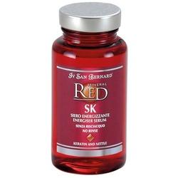 Iv San Bernard Mineral Red Средство SK укрепляющая и тонизирующая сыворотка для тонкой шерсти