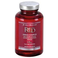 Iv San Bernard Mineral Red Derma Complex дерматологический шампунь с кератином БЕЗ лаурилсульфата