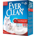 Ever Clean Multiple Cat комкующийся наполнитель для нескольких кошек