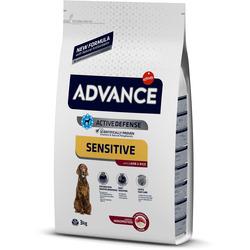Сухой корм Advance Affinity Sensitive Lamb&Rice для взрослых собак ягненок и рис