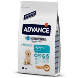 Сухой корм Advance Affinity Baby Protect Maxi для щенков крупных пород с курицей