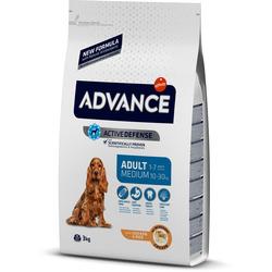 Сухой корм Advance Affinity Medium Adult для взрослых собак средних пород с курицей