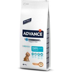 Сухой корм Advance Affinity Medium Puppy для щенков средних пород с курицей