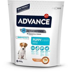 Advance Affinity Baby Protect Mini сухой корм для щенков малых пород с курицей