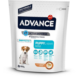 Advance Affinity Baby Protect Puppy Mini сухой корм для щенков малых пород с курицей