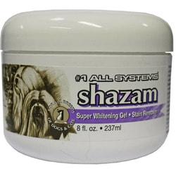 #1 All systems Super Whitening gel - отбеливающий гель для собак и кошек
