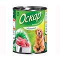 Оскар Консервы для собак с бараниной