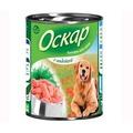 Оскар Консервы для собак с индейкой