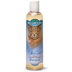 Bio-groom Silky Cat Shampoo - шампунь-кондиционер для кошек шелковый