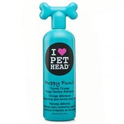"""Pet Head Puppy Fun Шампунь Цитрусовый """"Щенячий восторг"""" без слез, без сульфатов и парабенов"""