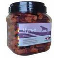 Green Qzin Лакомство для собак Чутье сушеное мясо селезня на ломтике моркови