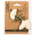 Mon Tero ЭКО Игрушка для кошек Рыбья кость с кошачьей мятой