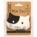 Mon Tero ЭКО Игрушка для кошек Кошка с кошачьей мятой