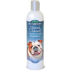 Bio-groom Natural Oatmeal - успокаивающий шампунь толокняный