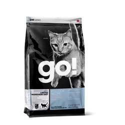 Сухой корм Go! Natural Holistic беззерновой для котят и кошек с чувствительным пищеварением с Треской