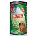 Трапеза Консервы для собак Говядина