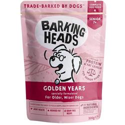 """Barking Heads Паучи для собак старше 7 лет """"Золотые годы"""""""