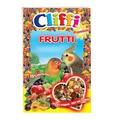 Cliffi Корм для попугаев с фруктами и орехами (Super Premium Frutti)