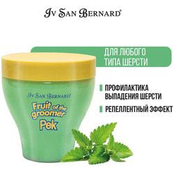 Iv San Bernard Fruit of the Grommer Mint Восстанавливающая маска для любого типа шерсти с витамином В6