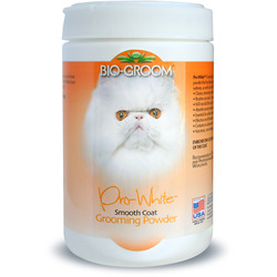 Bio-groom Pro White Smooth - пудра мягкая