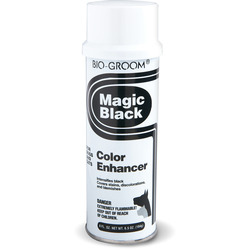 Bio-groom Magic Black - черный выставочный спрей-мелок