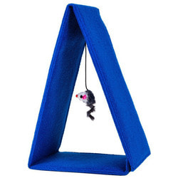 Антицарапки Когтеточка треугольная из ковролина