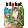Kitekat Сухой корм для кошек Улов рыбака
