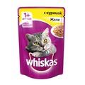 Whiskas Пауч для кошек Желе с Курицей