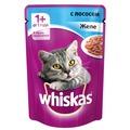 Whiskas Пауч для кошек Желе с Лососем