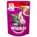 Whiskas Пауч для кошек Рагу с Говядиной и овощами