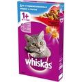 Whiskas Сухой корм для стерилизованных кошек Говядина