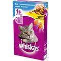 Whiskas Сухой корм для стерилизованных кошек Курица