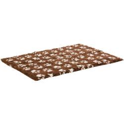 ProFleece Коврик меховой шоколад/крем