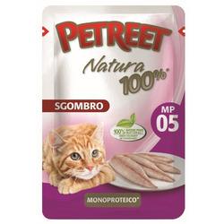 Petreet Пауч для кошек Макрель