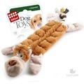 GiGwi Игрушка для собак Обезьяна с 19-ю пищалками