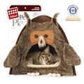 GiGwi Домик для кошек и собак Сова